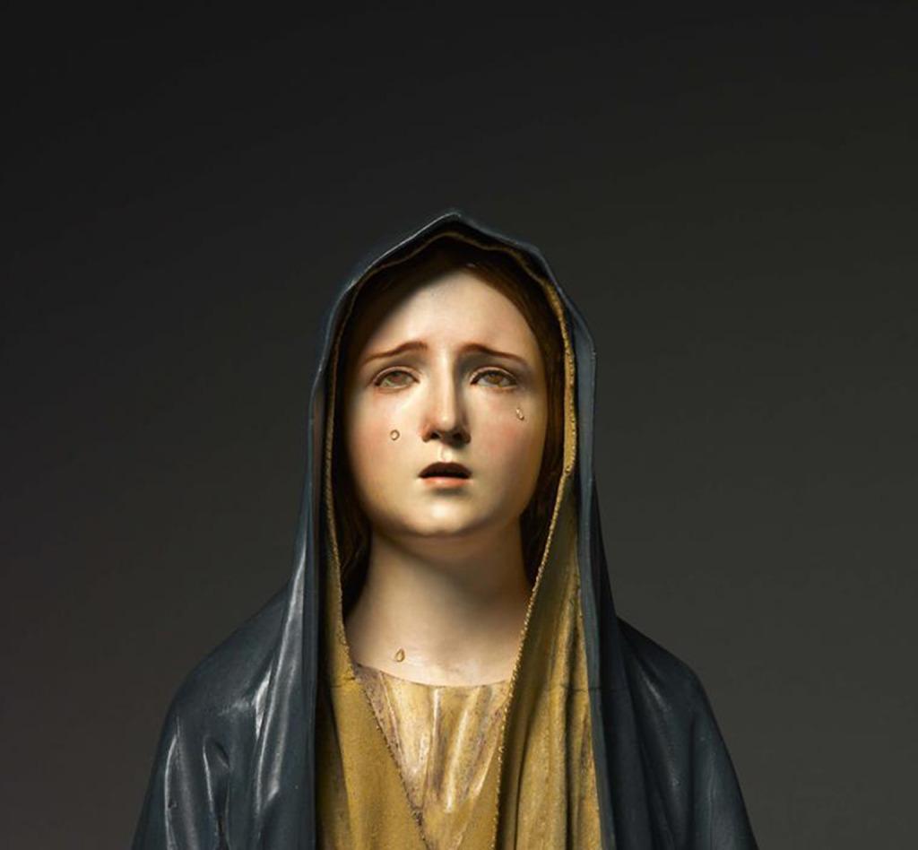 2 Mater Dolorosa (Virgin of Sorrows) by Pedro de Mena